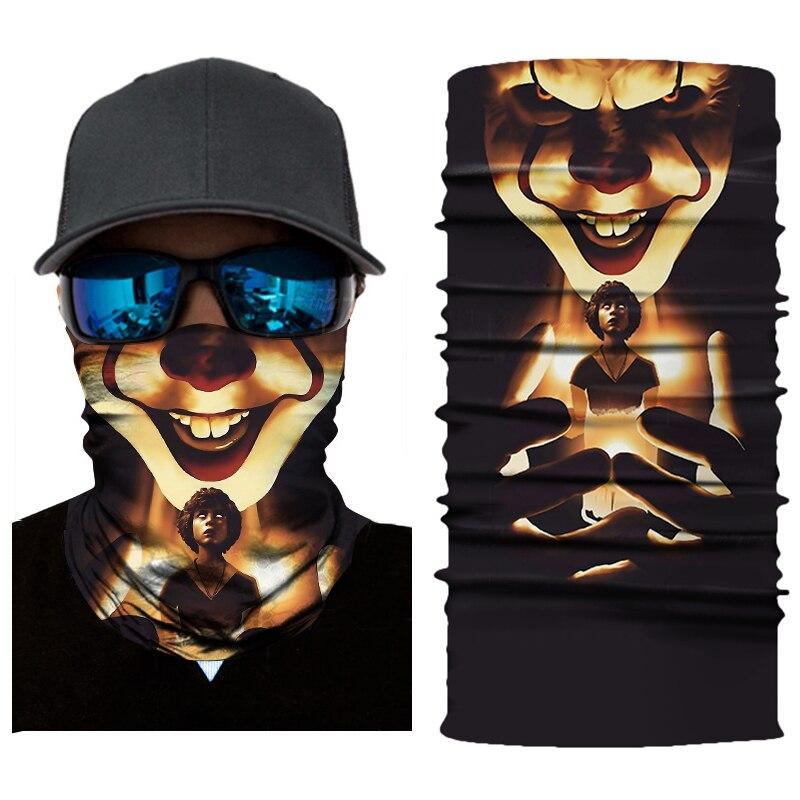 Motorrad Gesicht Maske Balaclava Biker Scary Masque Gesicht Schild Unisex Maske Schädel Mascarilla Mascara Moto Reiten Bandanas