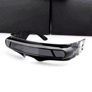 Image 3 - X men laser cyclops óculos de sol masculino feminino designer especial materiais de memória polarizado viagem uv400 óculos de sol vintage oculos