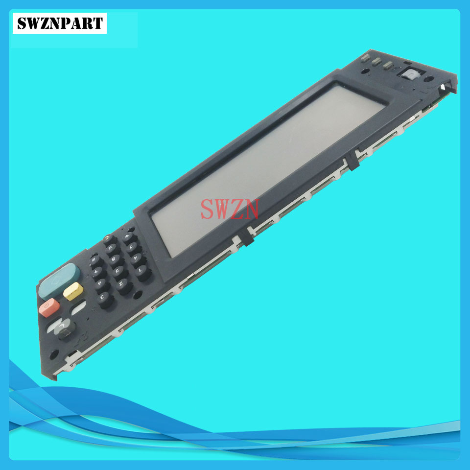 Control panel assembly For HP CM6030 CM6040 Q3938-67963 5851-2768 KA0043694