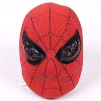 スパイダーマンコスプレマスク用大人のフィギュア玩具高品質ラテックスフルフェイスマスククモ男パーティー小道具衣装ラバーマス
