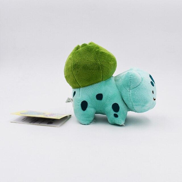 Аниме игрушка Покемон Бульбазавр 12 см 3