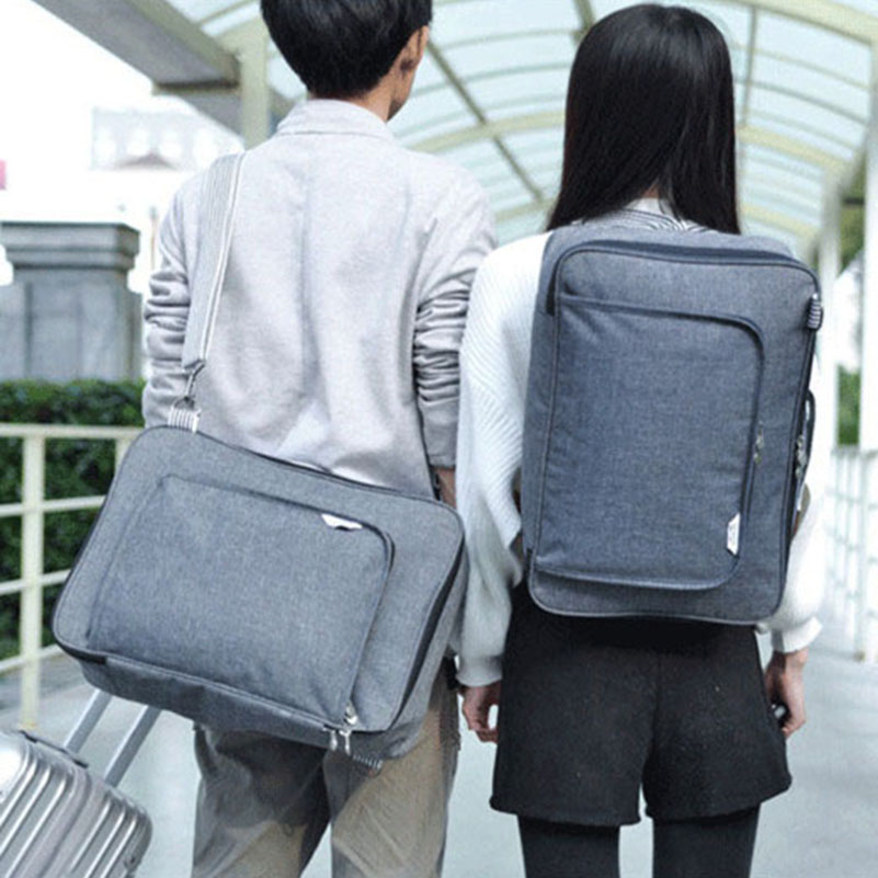 Nya multifunktions resväska Stor kapacitet axelväskor för kvinnor - Väskor för bagage och resor - Foto 5