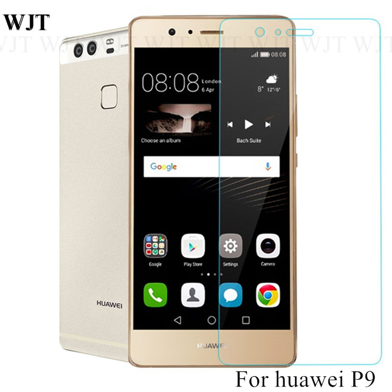 P9 Glass 9H Cover Tempered Glass For Huawei P9 Cover GLASS Sklo For Huawei P9 EVA-L09 EVA-L19 EVA-L29 Screen Protector Films