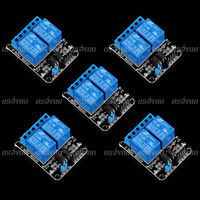 Electronic 10A 2 Channel 5V Relay Module Shield for Arduino ARM PIC AVR DSP 5PCS/LOT Free Shipping & Drop Shipping