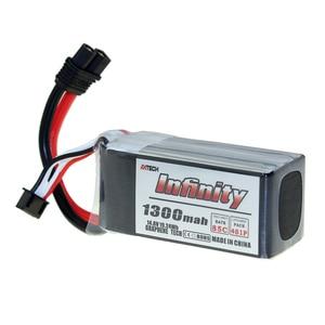 Image 3 - Infinity 4S 14,8 в 1500 мАч 95C 1300 мАч 85C графеновая литий полимерная аккумуляторная батарея SY60 Plug Connector Support 15C Boost Charger
