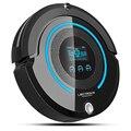 2017 Mais Avançado Robot Vacuum Cleaner Para Casa (Varrer, Vacuum, Mop, Esterilizar) Com controle Remoto, tela de toque LCD, cronograma