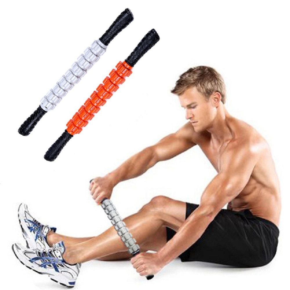 Crossfit Gym Muscle Roller Sticks Sports Full Body Massager Relax Recovery Trigger Point Sticks Fitenss Equipment ...