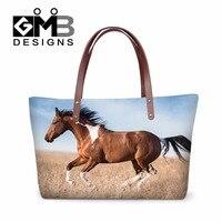 Dispalang женские сумки Белая лошадь Animal Print одно плечо сумки летние сумки высокого качества BOLSOS Femininas