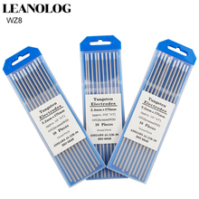10pcs White Head WZ8 Tungsten Electrode 1.0 /1.6/2.0/2.4/3.0/3.2/4.0X175mm TIG Needle/Tungsten Electrode/TIG Rod