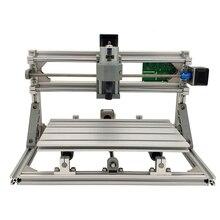 Мини лазерный гравировальный станок с ЧПУ 3018 лазерный гравер DIY хобби режущие инструменты ER11 GRBL для дерева PCB PVC мини ЧПУ маршрутизатор CNC3018