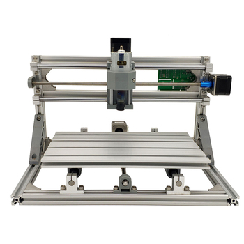 Mini 3018 Laser Engraving CNC Machine With 1GB TF Memory Card for Wood PCB PVC