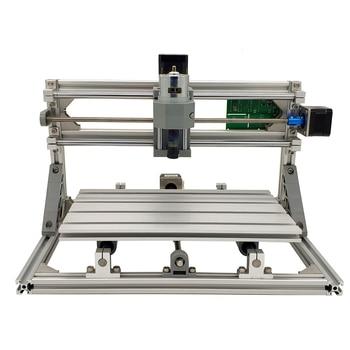 Mini 3018 Laser Engraving CNC Machine With 1GB TF Memory Card for Wood PCB PVC
