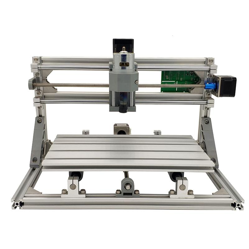 Mini Laser gravure Machine CNC 3018 Laser graveur bricolage passe-temps outils de coupe GRBL pour bois PCB PVC Mini CNC routeur CNC 3018