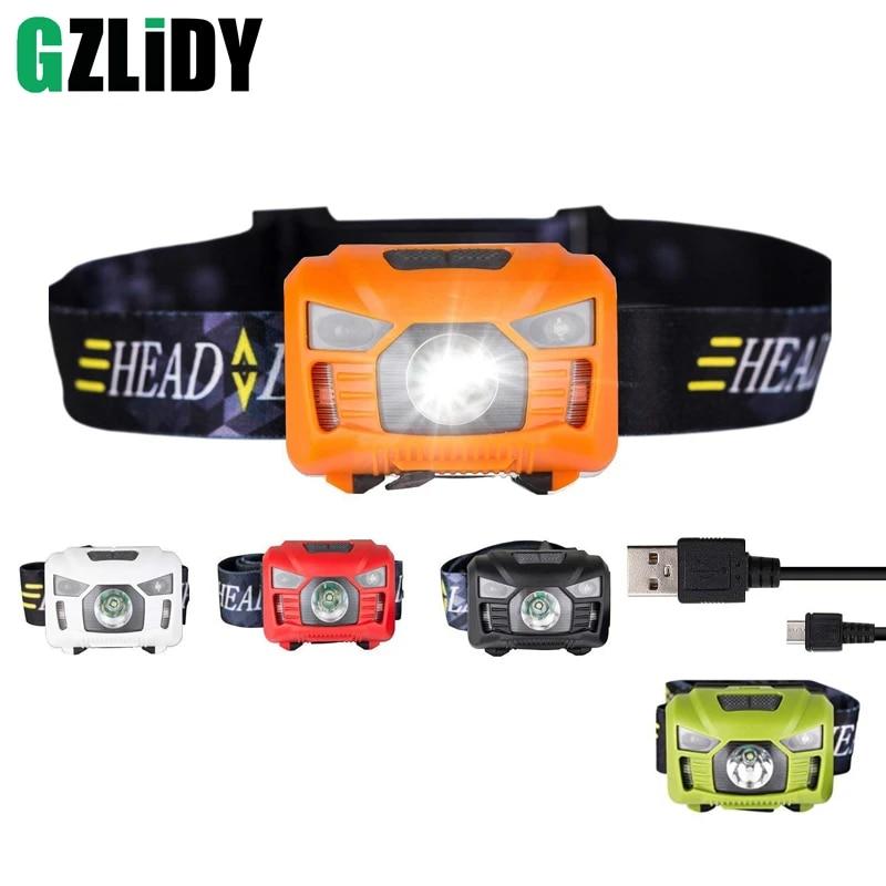 GZLIDY 5 W LED Corpo Del Sensore di Movimento Faro Mini Faro