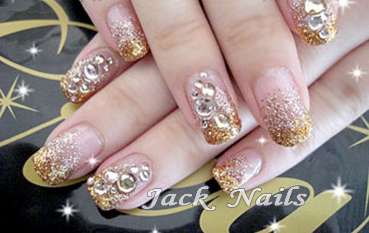 Nail Jewelry Designs Best Nail Designs 2018