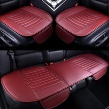 Car Seat Cushions Car pad Car Styling Car Seat Cover For kia Sorento Sportage Optima K5 Forte Rio/K3 Cerato 3d styling car seat cover for kia sorento sportage optima k5 forte rio k2 cerato k3 carens soul cadenza high fiber car pad