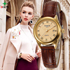 Women Simple Watch Water Resistant Luxury Brand Quartz Female Watches Gift Clock Bracelet Ladies Gold Dress