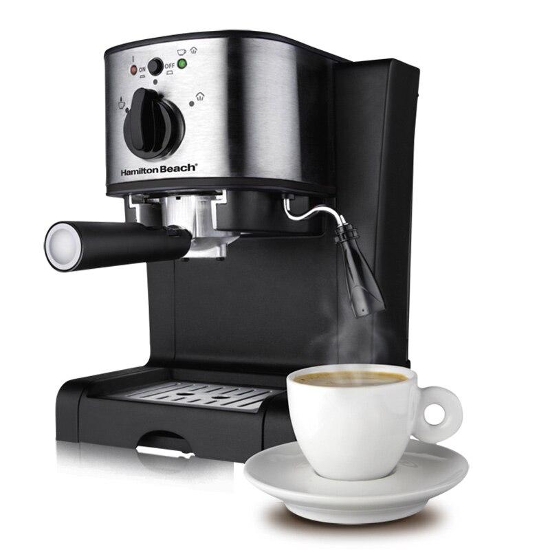 40791-CN Italian coffee maker Espresso coffee machine 15 bar Cream coffee automatic high-pressure steam milk bubble