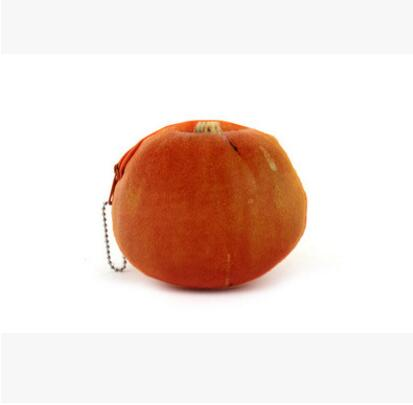 M146 Cartoon Cute Vegetable Fruit  Plush Coin Purse Flat Small Bag Cloth Key Bag Girl Women Student Gift Wholesale acquanegra 44 m146