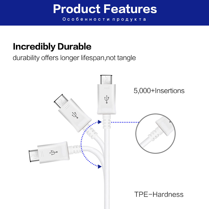 Samsung S9 S8 S 9 Plus Original Fast Charger Type-C Cable Converter  Connector Car Charge Data Cabel 1 2M 2A USB Type C Charging - PDS