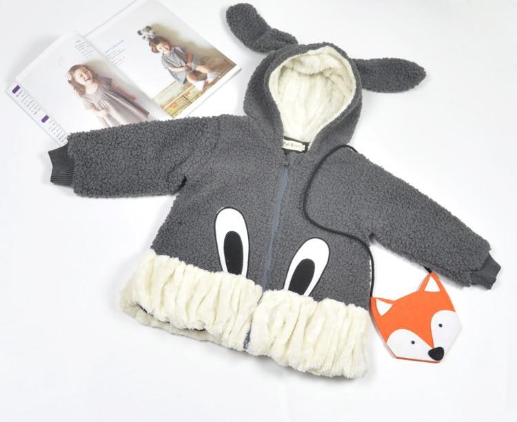 73a810f19 Aliexpress.com   Buy Fashion new style winter Europe girls Add wool ...