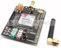 SIM900 GPRS GSM Shield Development Board With 4 Frequency Antenna