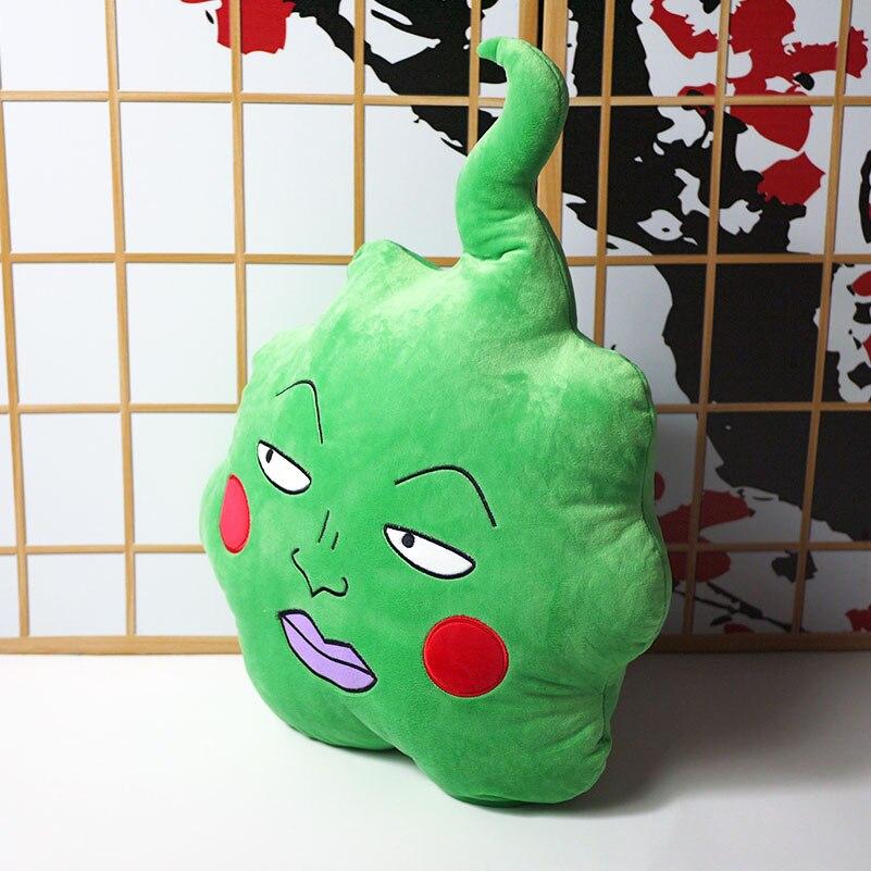 HTB1r1Ewc8WD3KVjSZKPq6yp7FXaM Pelúcia Mob psycho 100 brinquedo de pelúcia anime mobu saiko hyaku dimple figura travesseiro macio cosplay boneca recheada 35*50cm para o presente