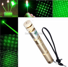 Top selling High power 200w 200000mw 532nm sd laser 303 flashlight green laser pointers burn match,burn cigarettes,pop balloon