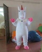 Небо лошадь костюм талисмана Взрослый размер животных костюм талисмана нарядное платье для Хэллоуина вечерние событие костюм
