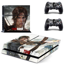 TOMB RAIDER A0183 DECAL PS4 Skin Sticker