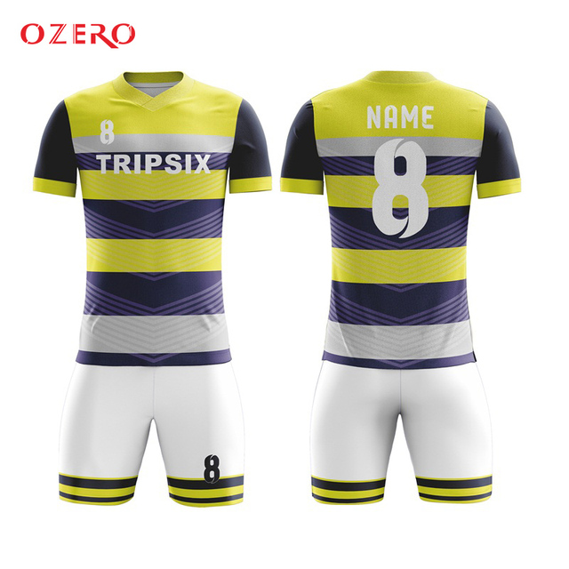 2a0c0ab8564 cheap thai quality home away soccer jersey popular design football shirts