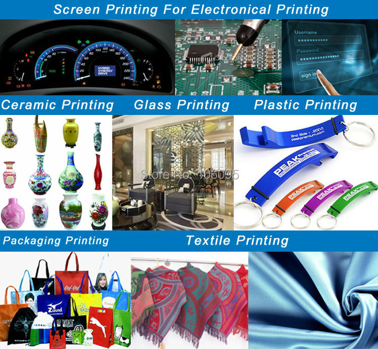 screen printing application