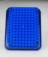 Security police booth traffic equipment strobe warning light police booth led strobe light LTE 5018 Blue