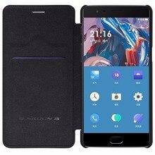 Oneplus 3 (A3000) 3 т Qin Искра ПУ кожа чехол смарт проснуться телефон мешки кошелек кожаный чехол для OnePlus 5 A5000