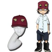 f34dfe23730cc My Hero Academia Cosplay Hat Kouta Izumi Casual Cap Bo No Accessories
