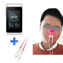 LASTEK Nose Rhinitis Allergy Laser Sinusitis LLLT Therapy Massage Tool Low Frequency And Instrument