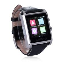 Bluetooth Smart Uhr Luxus Sport Leben Wasserdicht Tragbare Geräte Passometer Fitness Tracker Smartwatch Für IOS Android Neue