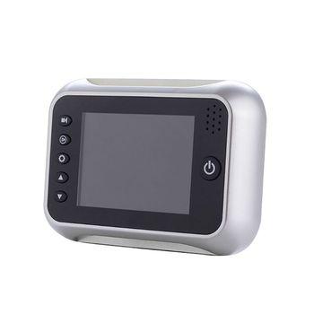 3,5 ЖК-цветной экран электронный дверной звонок ИК ночного дверного глазка камера фото/видео запись цифровая дверная камера qiang >> 1906 Store