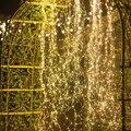 Thrisdar 10X2 м 200 светодио дный Рождество Медь строка огни дерево ротанга открытый сад Свадебная вечеринка светлый праздник Фея гирлянды