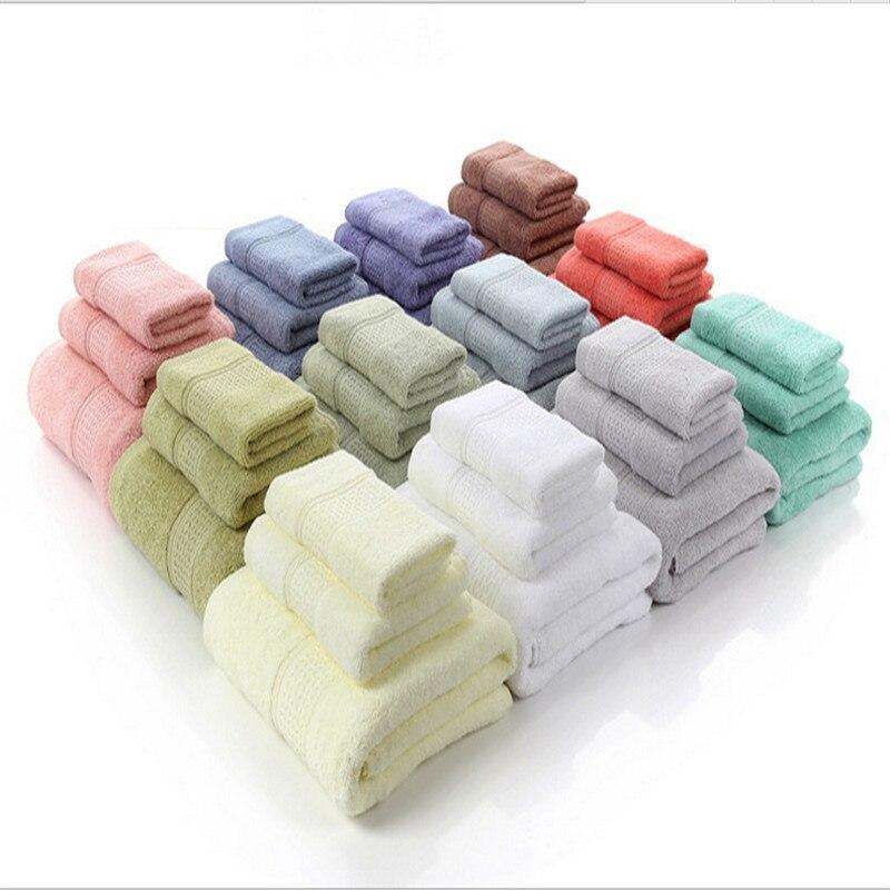 Kaufen Günstig Neue Handtuch Set Badetuch Washtowel