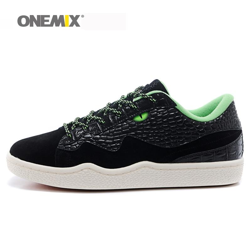 Prix pour ONEMIX 2016 Hommes Planche À Roulettes de chaussures de Sport Chaussures de Marche Respirant Sport En Plein Air Hommes Chaussures Livraison Gratuite EU39-45