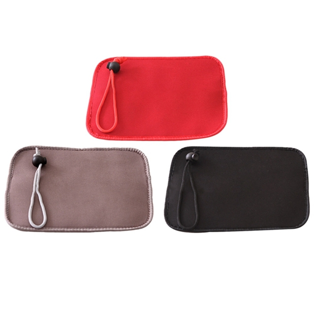 22ac5a845a Hot Sales Cable Organizer Bag Mini Size Portable Can Put USB Cables  Earphone Pen Roll Up Storage Bags