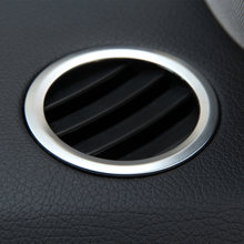2 шт Декоративные Хромированные крышки для вентиляционных отверстий