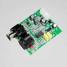 Decodificador Digital DAC 24 bit 192 khz fibra óptica Coaxial señal Digital entrada Audio estéreo salida Decod para amplificador PC TV(China)