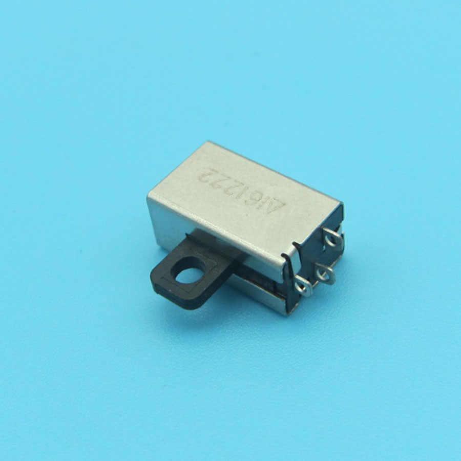10 Pcs Original New AC DC Power Jack Connector Untuk Dell XPS 12 13 L321X L322X 12-9Q23 15 Pengisian port