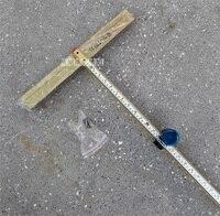 새로운 도착 유리 나이프 푸시 나이프 유리 푸시 나이프 1.2 미터 T 형 유리 절단 나이프 절단 도구 3-15mm 유리에 적합 뜨거운