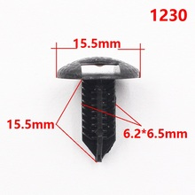 1230 Auto Toyota universal trunk covers panel clasp car clips large buckle 100pcs/lot  Free shipping!