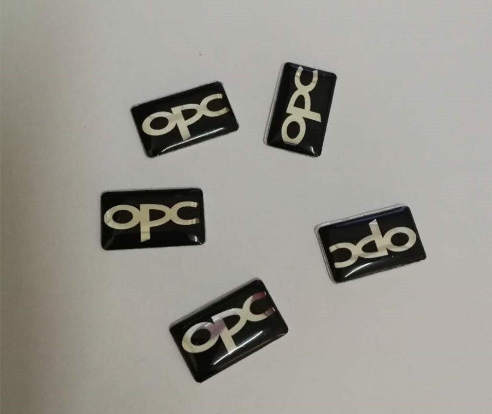 2x Opc  Opel  Aufkleber Sticker