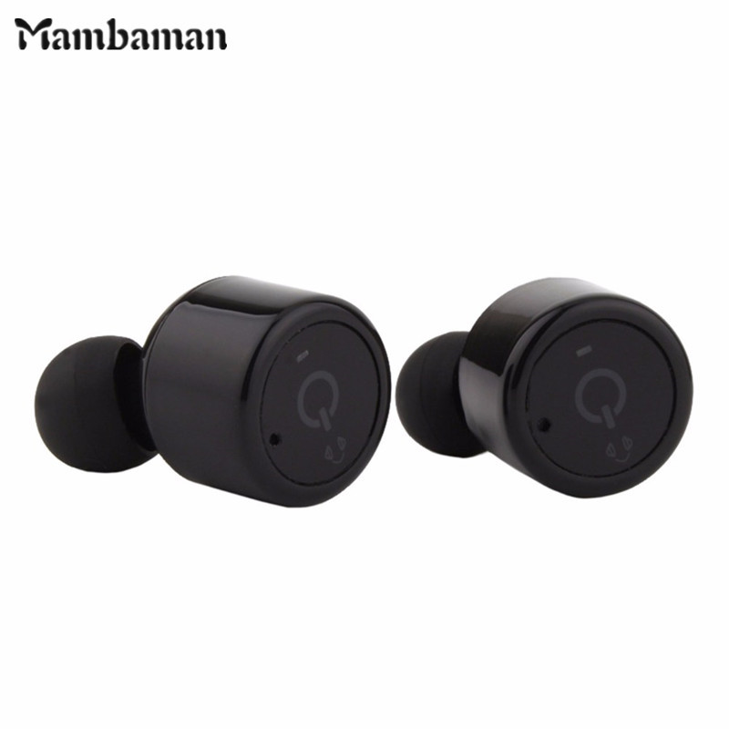 Mambaman X1 Bluetooth Earphones Sports Wireless HIFI Music Stereo Headset Fone De Ouvido with Mic for phone xiaomi Smartphone