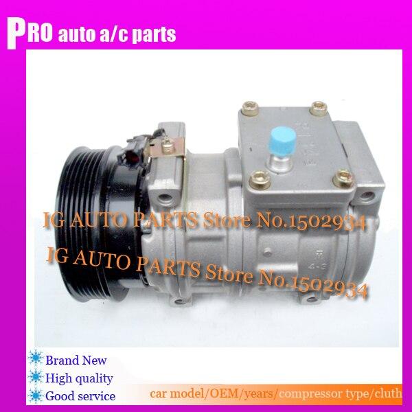 Высокое качество 10PA17C авто ac компрессор для автомобиля Hyundai Santa Fe 2.0 2.7 2003